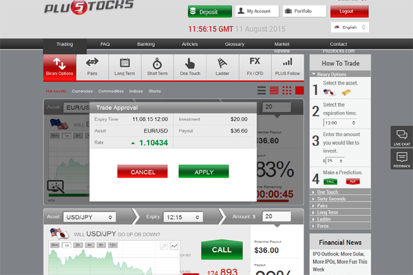Binary options no deposit bonus zar