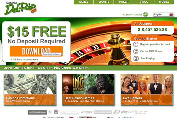 Casino Del Rio screen shot