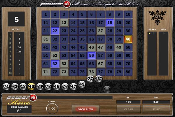 Jupiter Club Casino screen shot
