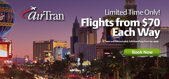 travelocity airtran discount