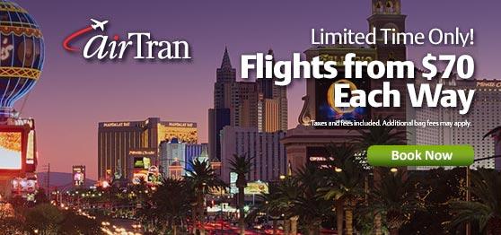 travelocity airtran discount