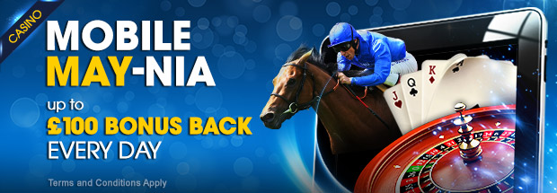 mobile bonus william hill